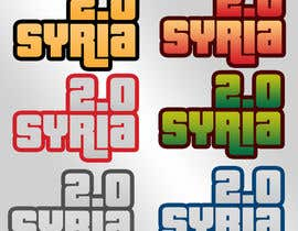 nº 85 pour Logo Design for Syria 2.0 par erichcomanoficia