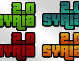#99 for Logo Design for Syria 2.0 af erichcomanoficia