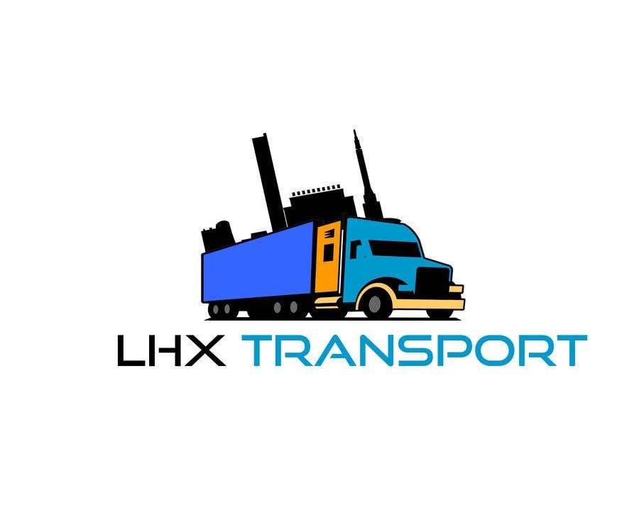 Proposition n°                                        50                                      du concours                                         logo entreprise de transport