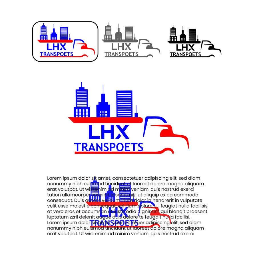 Proposition n°                                        52                                      du concours                                         logo entreprise de transport