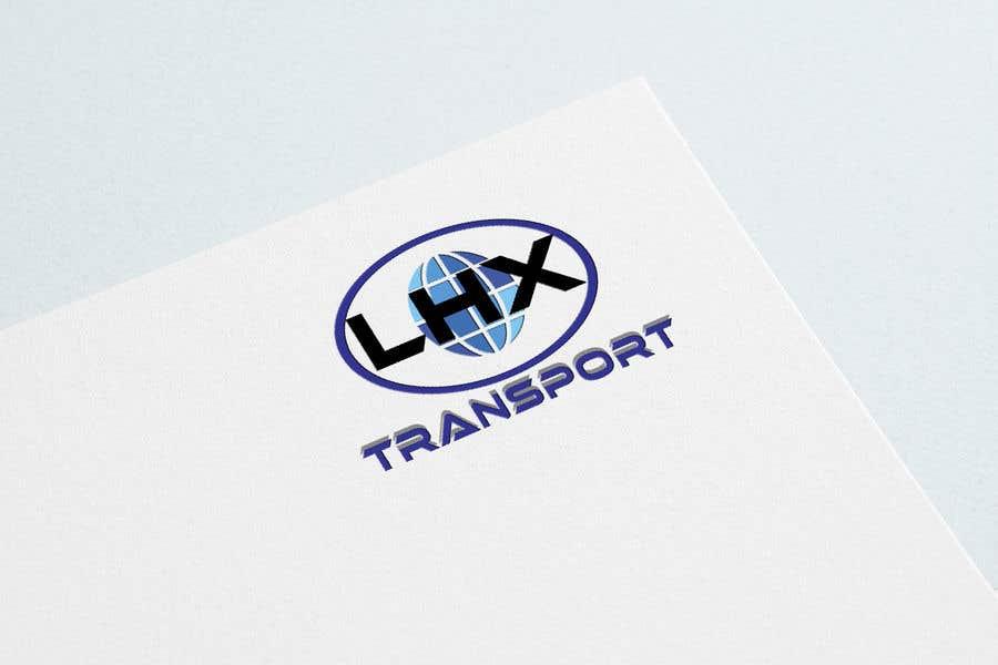 Proposition n°                                        48                                      du concours                                         logo entreprise de transport