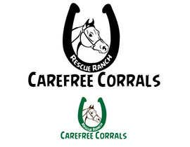 #6 for Logo Design for Carefree Corrals, a non-profit horse rescue. by Nusunteu1