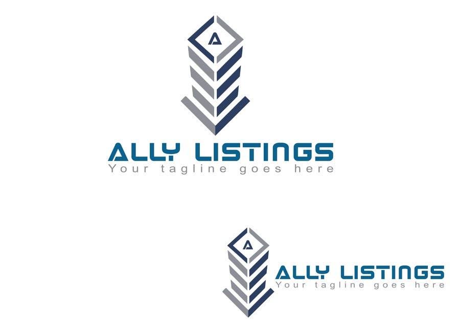 Bài tham dự cuộc thi #                                        90                                      cho                                         Logo Design for a Real Estate Listings Company
