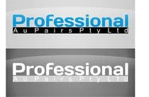 Graphic Design Kilpailutyö #123 kilpailuun Logo Design for Professional Au Pairs Pty Ltd