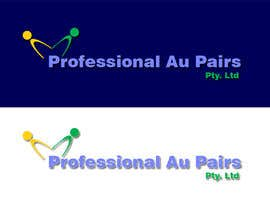 #100 for Logo Design for Professional Au Pairs Pty Ltd by tvillaverde