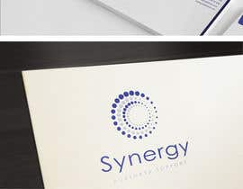 #156 untuk Logo and stationery design for Synergy Business Support oleh CTLav