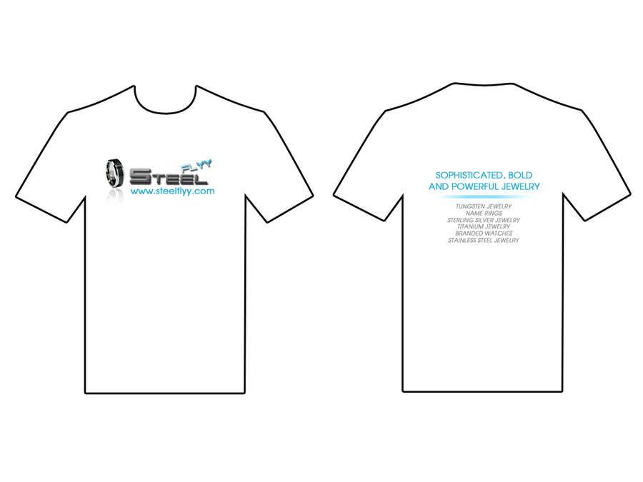 Konkurrenceindlæg #                                        11                                      for                                         T-shirt Design for SteelFlyy.com