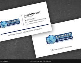 #8 untuk Design Letterhead and Business Card for a technical solutions company oleh arnee90