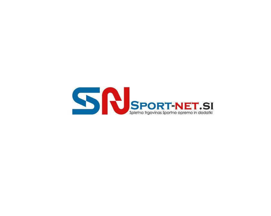 Konkurrenceindlæg #                                        8                                      for                                         Design a Logo for new online sport-shop