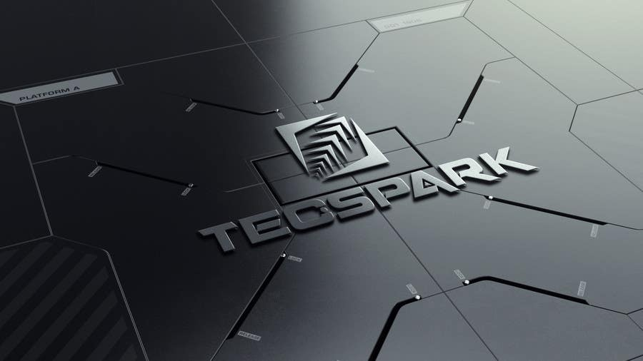 Contest Entry #4 for TECSPARK Corporate Identity