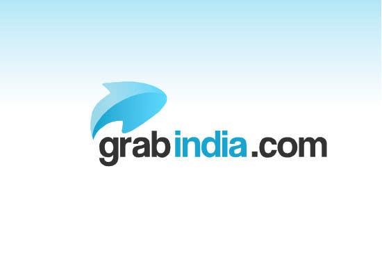Konkurrenceindlæg #                                        57                                      for                                         Design a Logo for GrabIndia.com