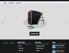 #20 for Design Website based on Nike Homepage - Easy! by aryamaity