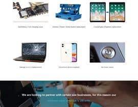 nº 15 pour web page design par ayaessawi