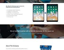 nº 17 pour web page design par ayaessawi