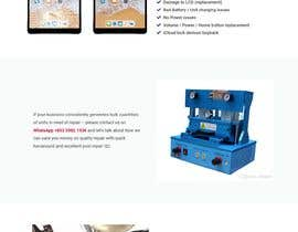nº 21 pour web page design par bokkarsiddek