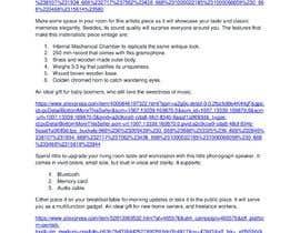 muhammadammar94 tarafından Write a description for products on shopify için no 7