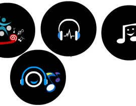 #2 untuk Design some Icons for music collaboration website oleh kingzero07