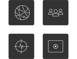 #9 untuk Design some Icons for music collaboration website oleh zzzabc