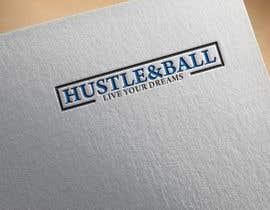#57 for Logo design for brand Hustle&Ball by mohiuddindesign