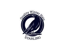 #63 untuk Redesign the logo for Starling winter hats company. oleh HagerAlaa