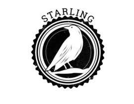 #96 for Redesign the logo for Starling winter hats company. af HagerAlaa