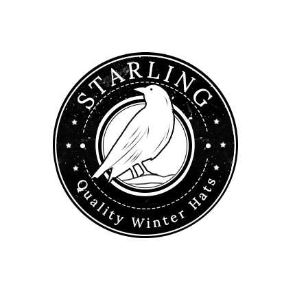 Konkurrenceindlæg #                                        102                                      for                                         Redesign the logo for Starling winter hats company.