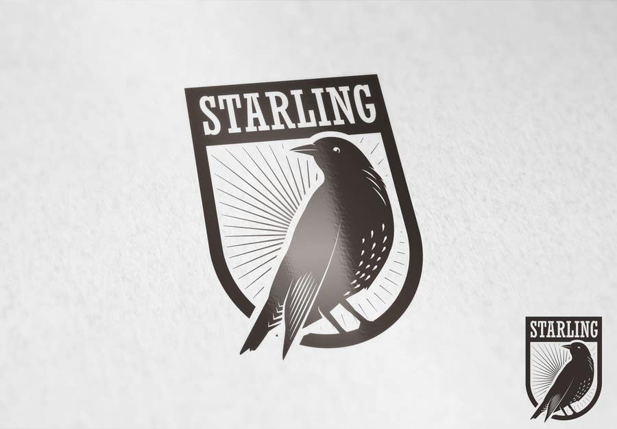Konkurrenceindlæg #                                        111                                      for                                         Redesign the logo for Starling winter hats company.