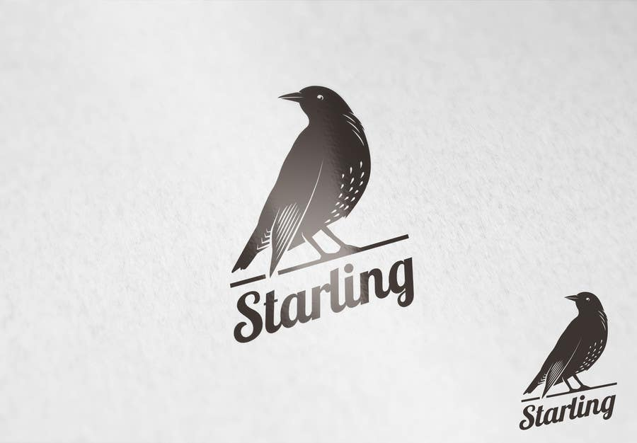 Konkurrenceindlæg #                                        112                                      for                                         Redesign the logo for Starling winter hats company.