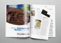 Design an innovative ad for Chocolate brand için Graphic Design49 No.lu Yarışma Girdisi