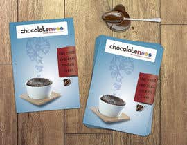 nº 55 pour Design an innovative ad for Chocolate brand par khaledikhalil