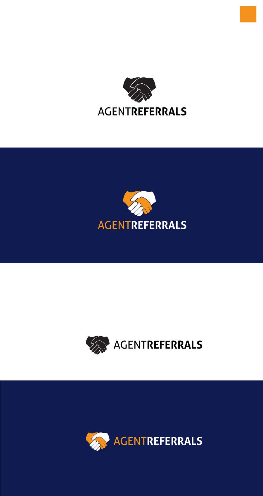 Contest Entry #8 for Design a Logo for my referral website.