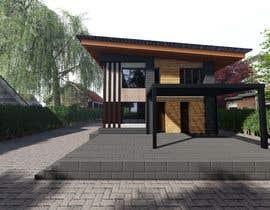 #39 para Exterior Design for a house por antarasinha144