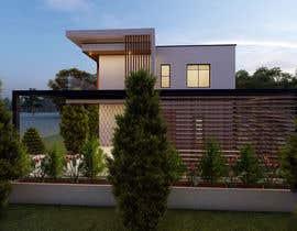 #36 para Exterior Design for a house por irmanws