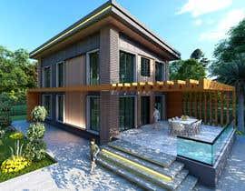 #28 para Exterior Design for a house por enesmalkocc