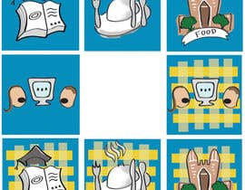 #34 para Icons for food website de SKTSAO