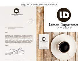 #57 untuk Create a logo for a Lawer office in France oleh AlgisM