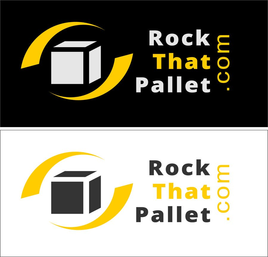 Konkurrenceindlæg #                                        41                                      for                                         Design a Logo for Rockthatpallet.com