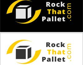 #41 for Design a Logo for Rockthatpallet.com by new1ABHIK1