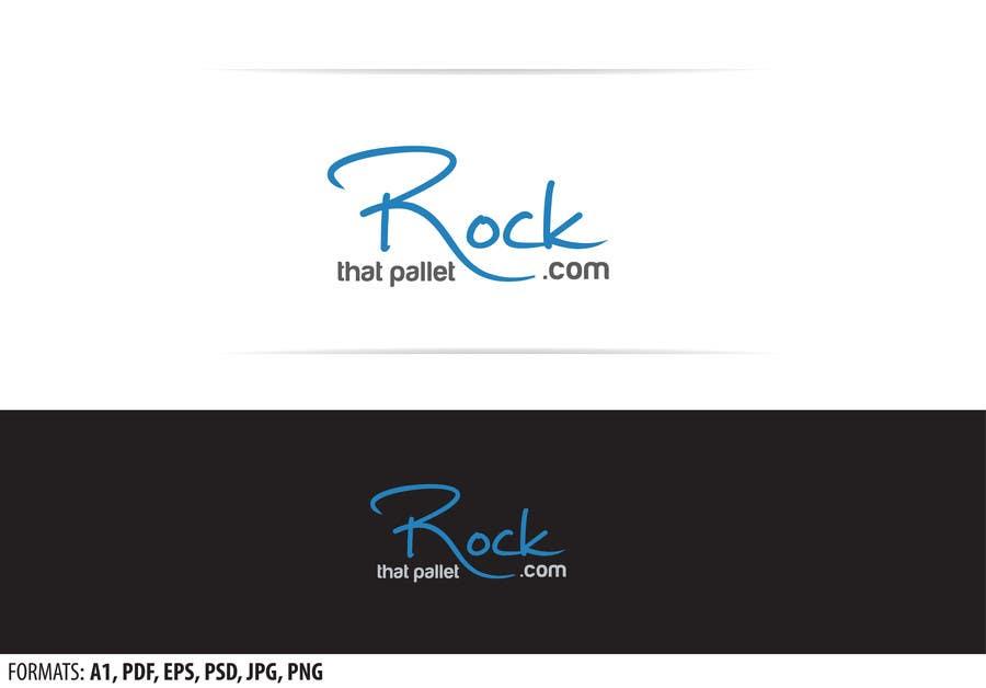 Konkurrenceindlæg #                                        20                                      for                                         Design a Logo for Rockthatpallet.com