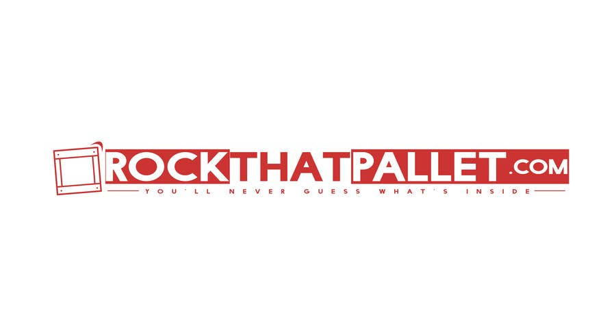 Konkurrenceindlæg #                                        8                                      for                                         Design a Logo for Rockthatpallet.com