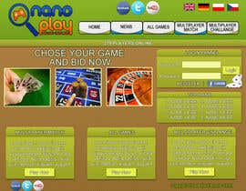 #25 for Website Design for nanoplay af erichcomanoficia