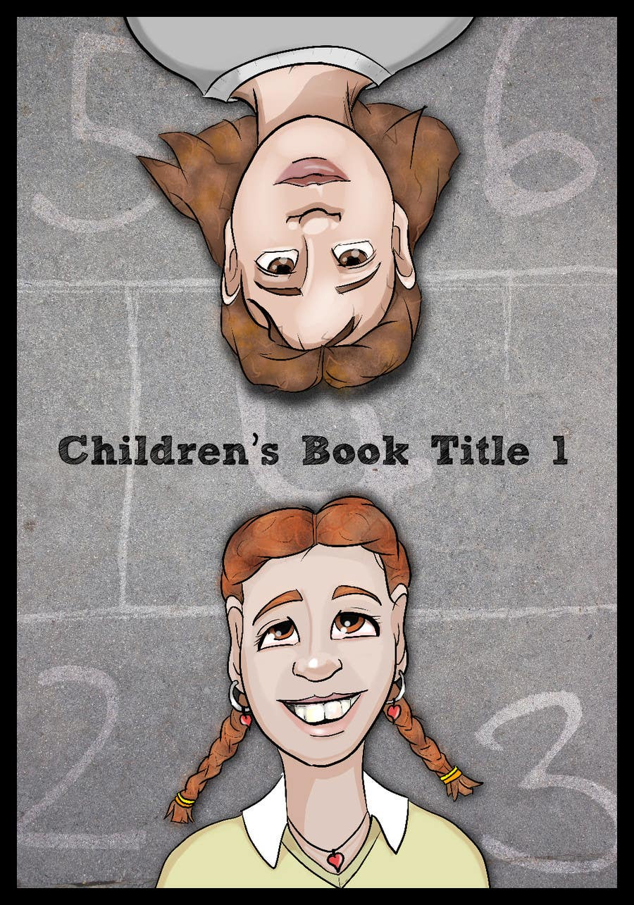 Contest Entry #                                        42                                      for                                         Children's Book Cover Art