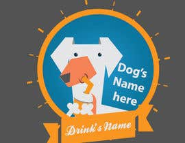 #46 for Drinking Dog logo by HansLehr