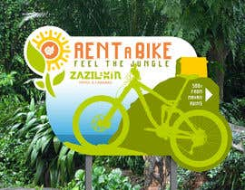 nº 37 pour Ride a Bike @ Tulum par J2CreativeGroup