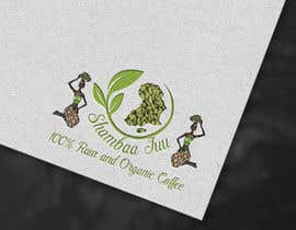 nº 87 pour Design me a logo for Organic Coffee in Africa par jannatymarium