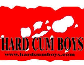 #1 for Logo Design for hardcumboys{dot}com af MilosRankovic