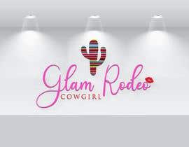 #400 for New Glamorous Business Logo - Glam Rodeo Cowgirl af Antarasaha052