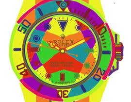 #5 cho Create POP ART Watch Painting bởi nonie26