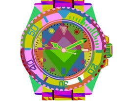 #10 cho Create POP ART Watch Painting bởi nonie26