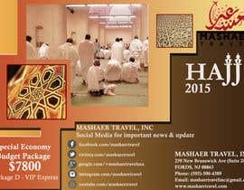 #41 for Hajj 2015 Flyer af alimurtaza642
